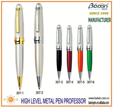 Yiwu Baixin Factory Fashion-Designed High Level Metal Ball Pen BP-307