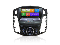 auto stereo audio dvd player gps with 3G/wifi internet and OBD for Ford Focus 2012