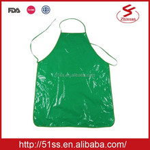 2015 Promotional gift outstanding quality cheap PVC Apron
