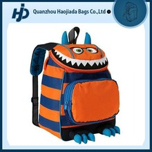 Funky sophisticated technology monster backpack school bag