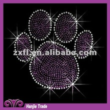 Wholesale Hotfix Crystal Motif with Round Dots Design