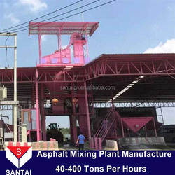 asphalt producing equipment
