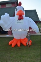 Event/party/club decoration cartoon/advertising inflatable rooster/cock