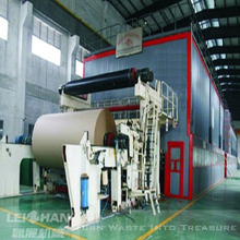 1880mm a4 paper, writing paper and copy paper making and recycling machine, whole production line