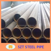 Construction material ASTM A53 schedule 40 galvanized steel pipe,GI steel tubes Zn coating 60-400g/m2