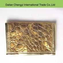 Top grade exquisite bling golden women clutch bag