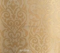 Chinese vinyl wallpaper waterproof wallpaper for bathrooms