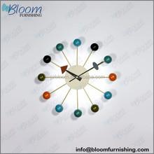 George Nelson Ball Clock, led wall clock