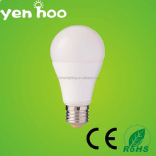 High cost effective LED A19 A60 12w led bulb E26 E27 1050Lm with CE ERP Certificate