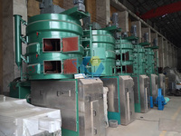 sunflower oil processing whole production line
