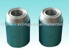 green color Painted cold forging engine parts