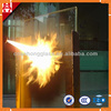 safty 1.5 hour , 3 hour , 2 hour fire rated glass with CCC CE&BV Fire Glass