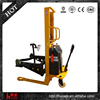 china oil drum lifter semi electric drum truck forklift for sale