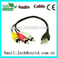 Good Speed rca to usb converter High Quality