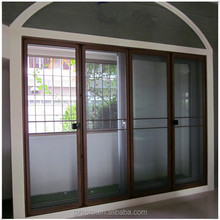 security bi fold/folding screen door