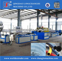 PVC Steel Wire Reinforced Flexible Pipe Production Extrusion Line
