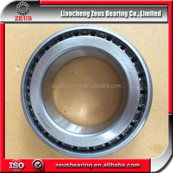 Auto differential roller bearing 30217