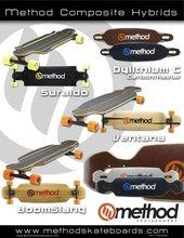 Method Hybrid Longboards