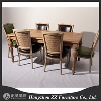 Long table designs french reclaimed dining table antique furniture