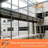 hot Rolled Galvanized C. Z Channel Purlin for Steel Structure