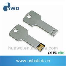 High speed 8gb lettering custom LOGO 8GB U disk creative USB metal