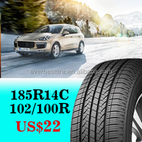 passenger car tire, pcr tire, new radial car tire 195/70R14 nail for snow tire