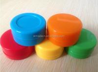 non-stick storage butane hash oil silicone container