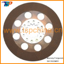 MF 3617653M91 Clutch Friction plate,Friction disc for tractor parts