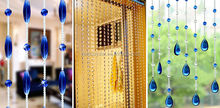 Crystal beads curtains,new design of crystal curtain for Room or creens Dividers(R-2315