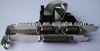 PCI-E serial card 2 ports+ Parallel card PCI-E serial and parallel card