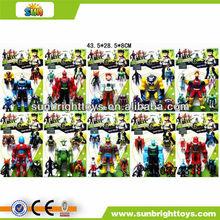 9 pulgadas de plástico mini muñecas artesanales con sonido( 10 diferentes tipos puede ser elegido)