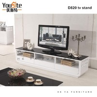 high gloss furniture wooden tv racks design