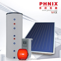Assured quality,fast deliver integrated pressure solar thermal heater system