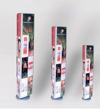 Attractive Crystal LED Acrylic Advertising Menu Board Display Led Light Box LED backlit displays