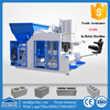 QMY10-15 mobile hollow block making machine price/ saudi arabia mobile concrete block making machine