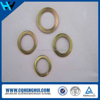 High Quality SK5, SK7, 65MN, 50CrVa DIN 9250 - VS Butterfly Lock Washer with Decromet Made in China