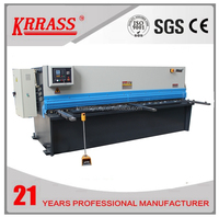 CE Certification QC12Y Steel Plate Cutting Machine Price