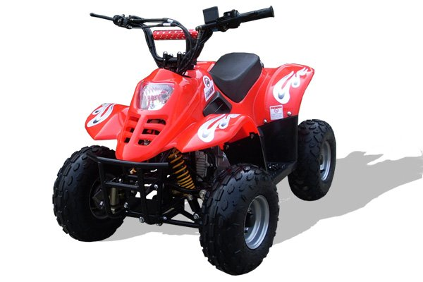 Cool Four Wheelers : Cool sports with wheeler at manual cc atv