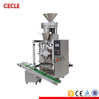 Automatic vertical tea bag with filter packing machine