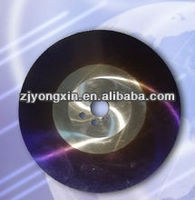 HSS circular saw blade for cutting stainless steel