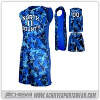 basketball jersey and shorts designs wholesale