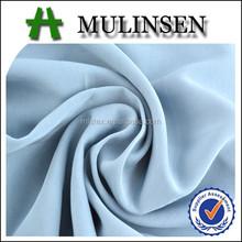 Mulinsen Textile 120D*75D dyed viscose spandex single jersey fabrics