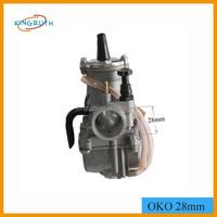 Good packing PWK OKO motorcycle carburetor 24mm 26mm 30mm 32mm 34mm 28mm oko carburetor