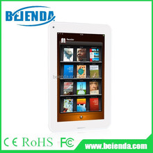 7 Inch Capacitive 2g tablet pc price China 2g Android kitkat Tablet PC