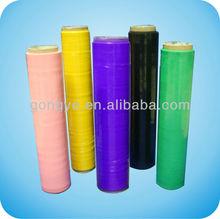 high quality PE colored stretch film