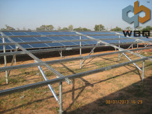 ground mount for Solar Mounting System