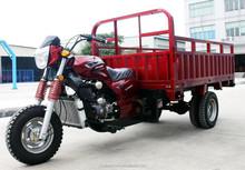 200cc water cooled engine five wheel tricycle three wheeler 3 wheel cargo bike
