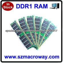 Barato compatible escritorio DDR1 512MB de memoria llena