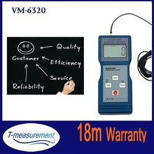 VM6320 Portable vibration meter, vibration sensor for car