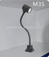 ONN-M3S Gooseneck CNC Led Machine Work Light 12V/24V/220V